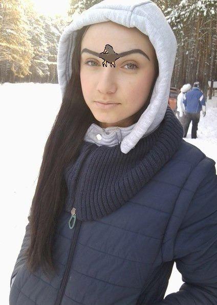 Dat eyebrows