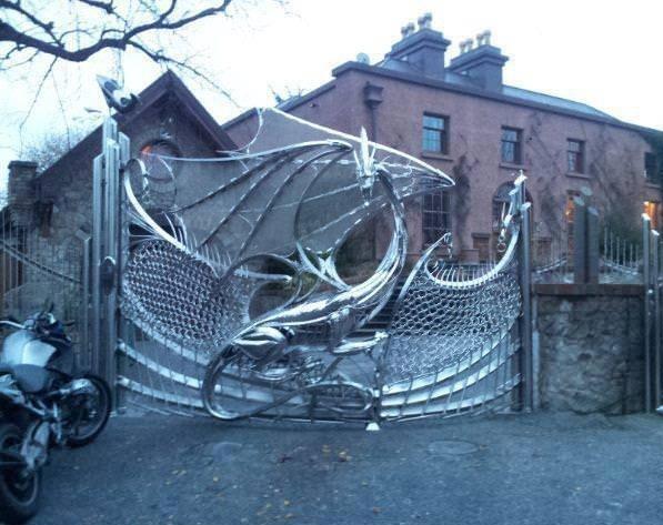 Amazing Gate