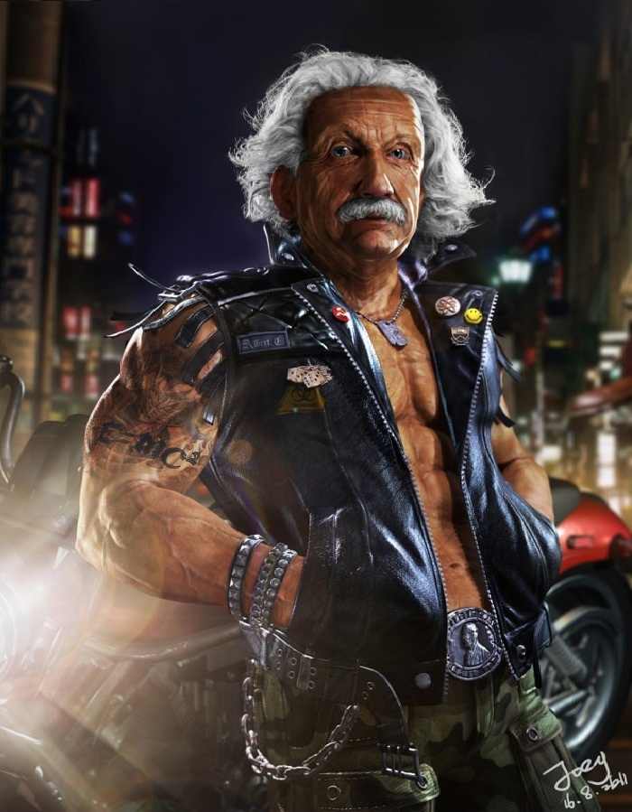 Bada$$ Einstein