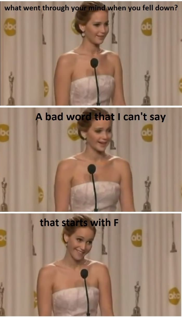 Jennifer being Tiffany