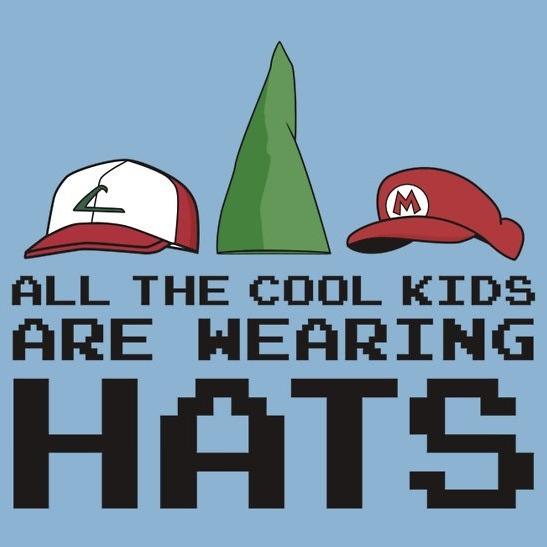 Ash, Link & Mario