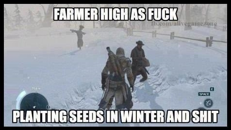 Assassin's Creed logic