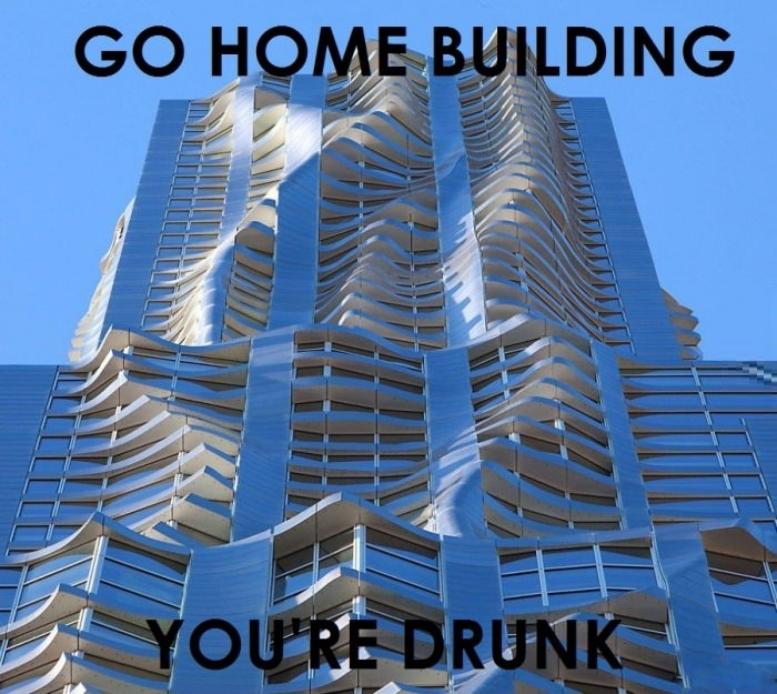 Go home building