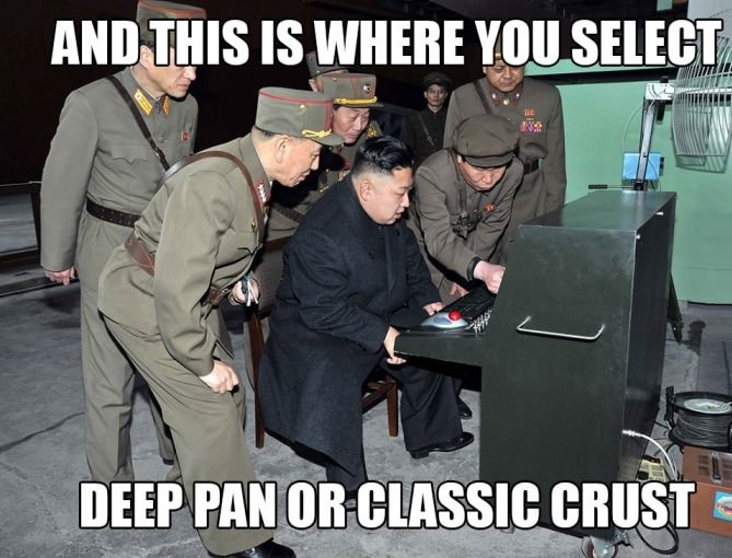 Kim learns the internet