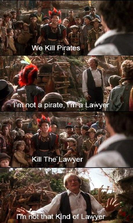 I'm a Lawyer