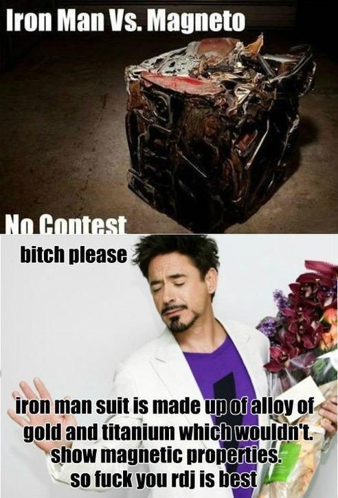 F**k you Magneto