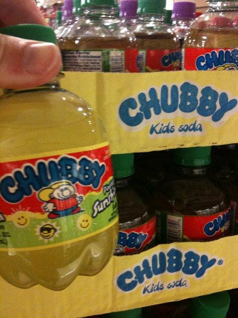 Chubby Kids Soda