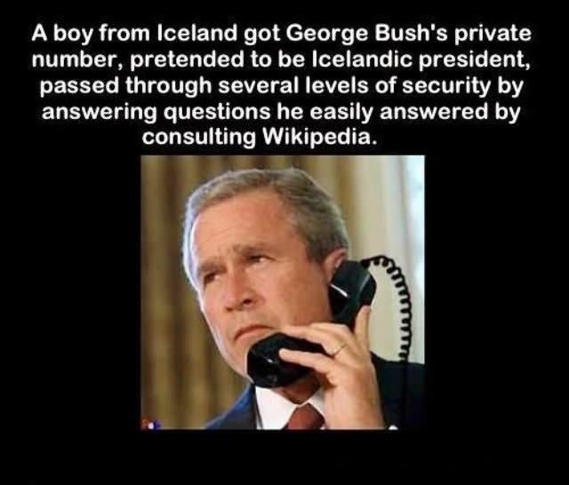 Dumb George
