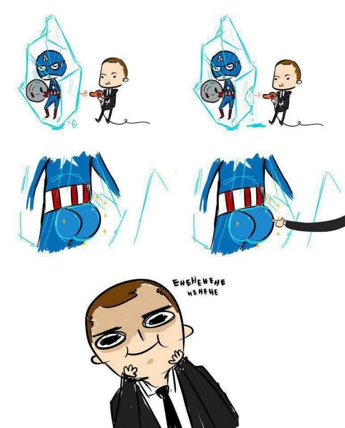 Agent Coulson is so evil