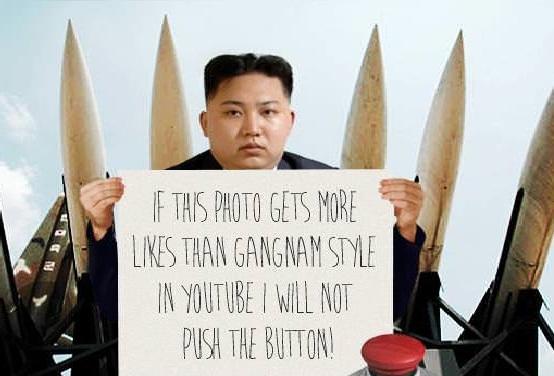 Kim wants some likes!