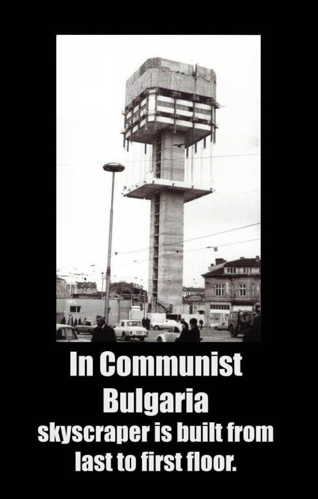 In Bulgaria