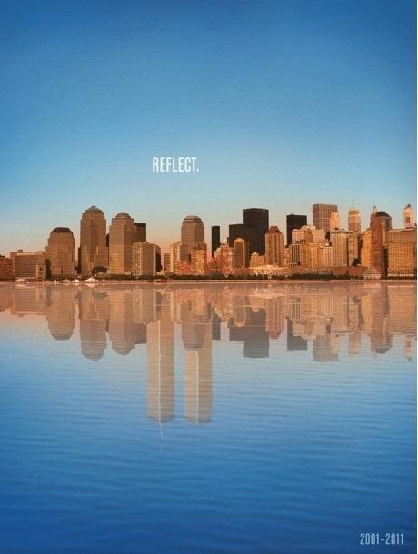 9/11 Memorial: Reflect