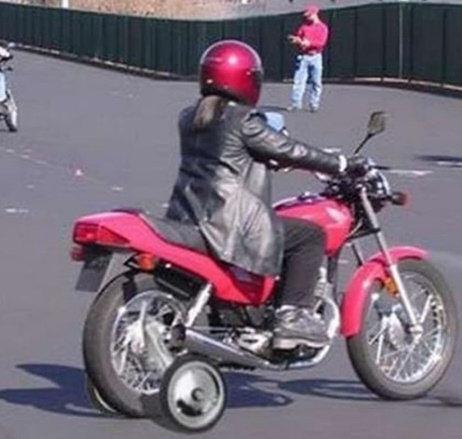 Motorcycle Noob