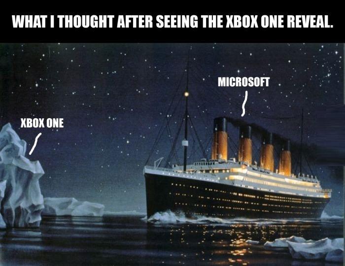 The Xbox reveal