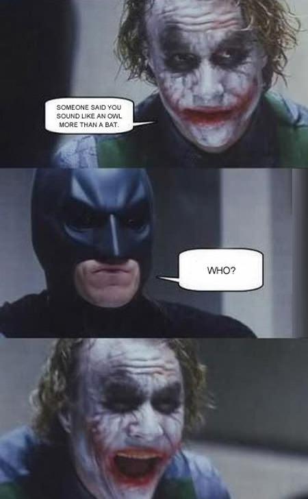 Hey Batman..