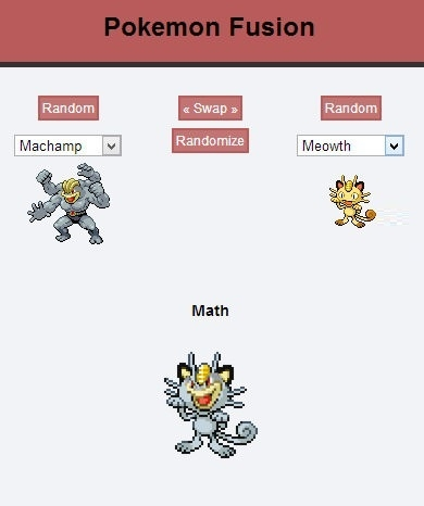 If Math had a look