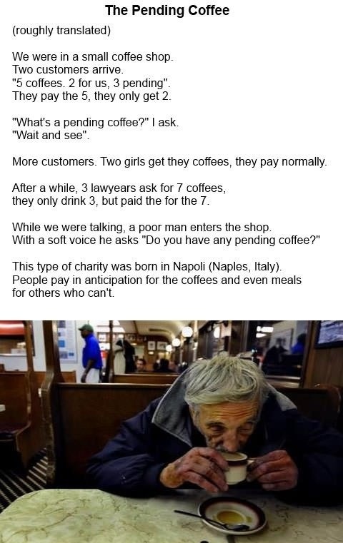 The Pending Coffee