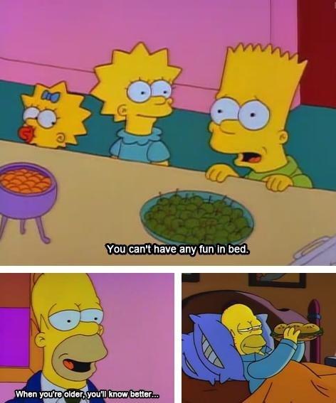 Oh, Homer!
