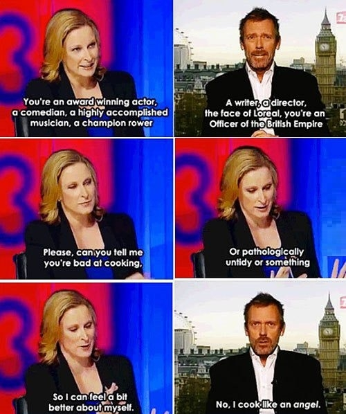 Oh, Hugh
