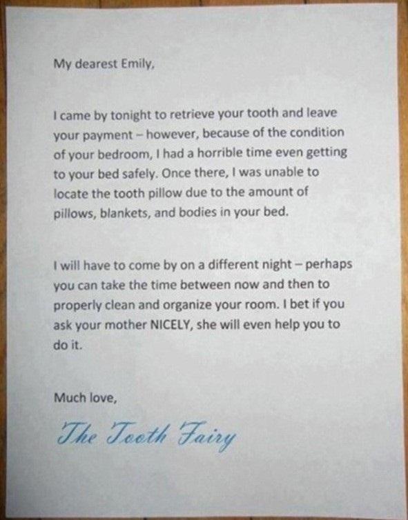 Parent Level Genius!