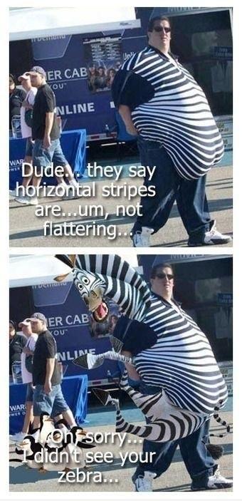 Fat Stripes