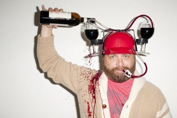 Wine Helmet