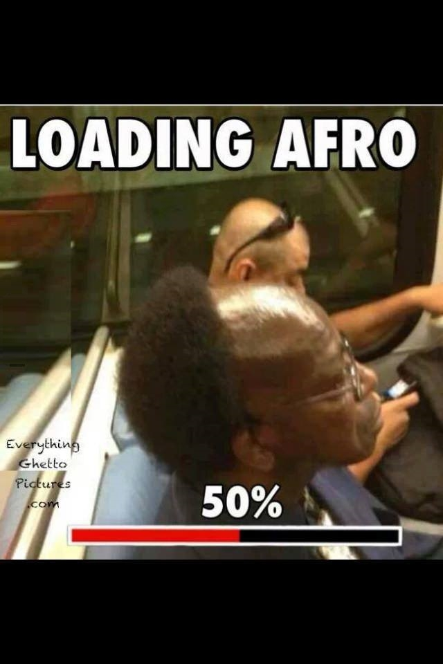Loading afro..