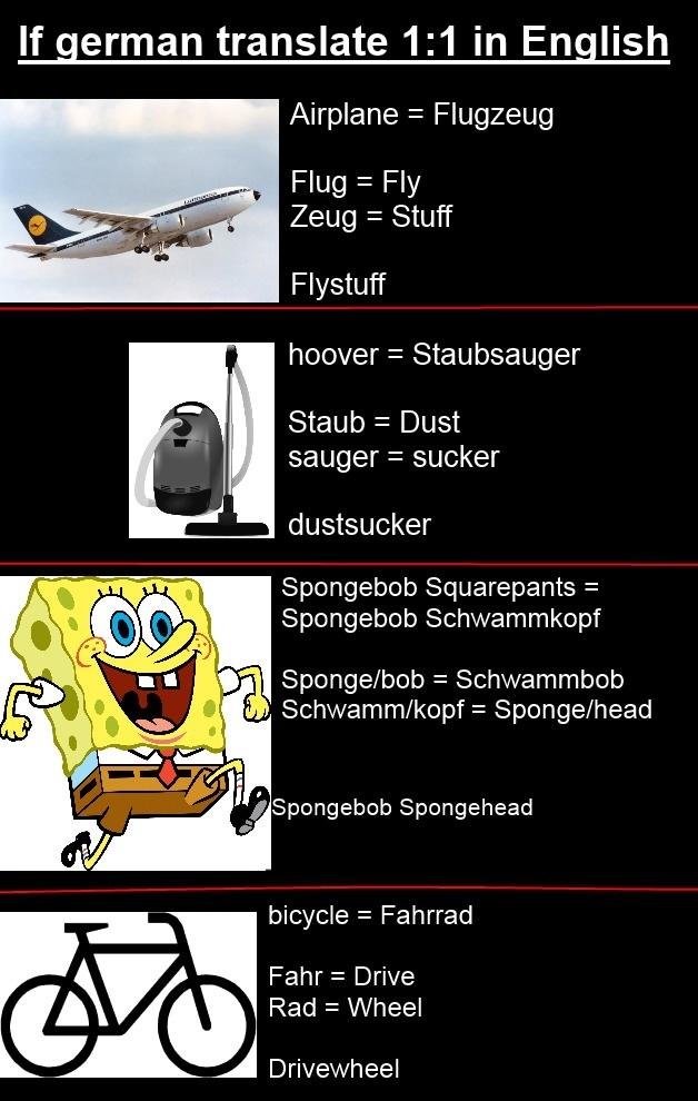 German to English