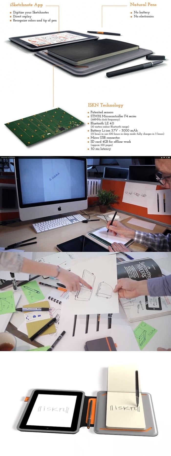 Smart iPad cover