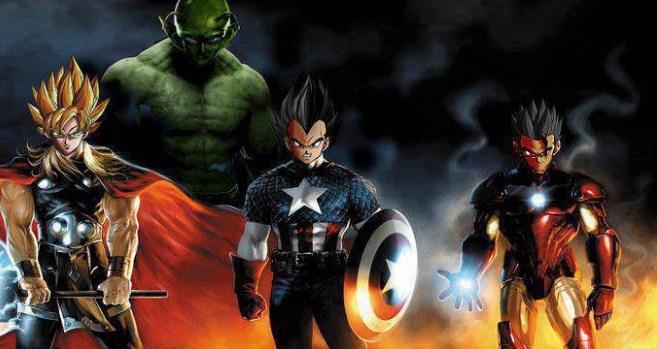 The Avengers Z!