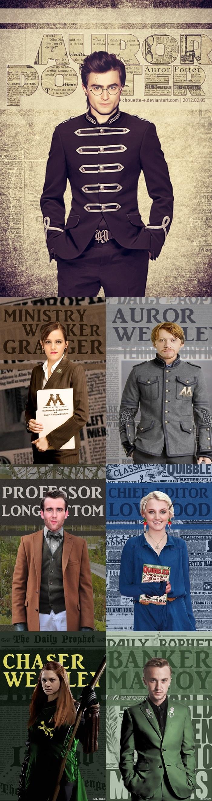 Auror Potter