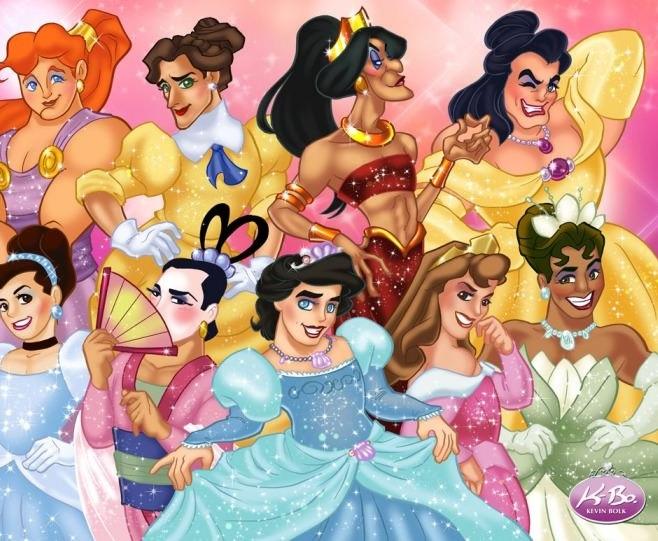 Fabulous princesses
