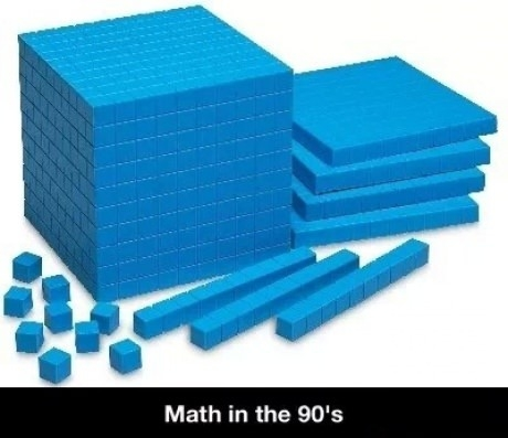 90s math