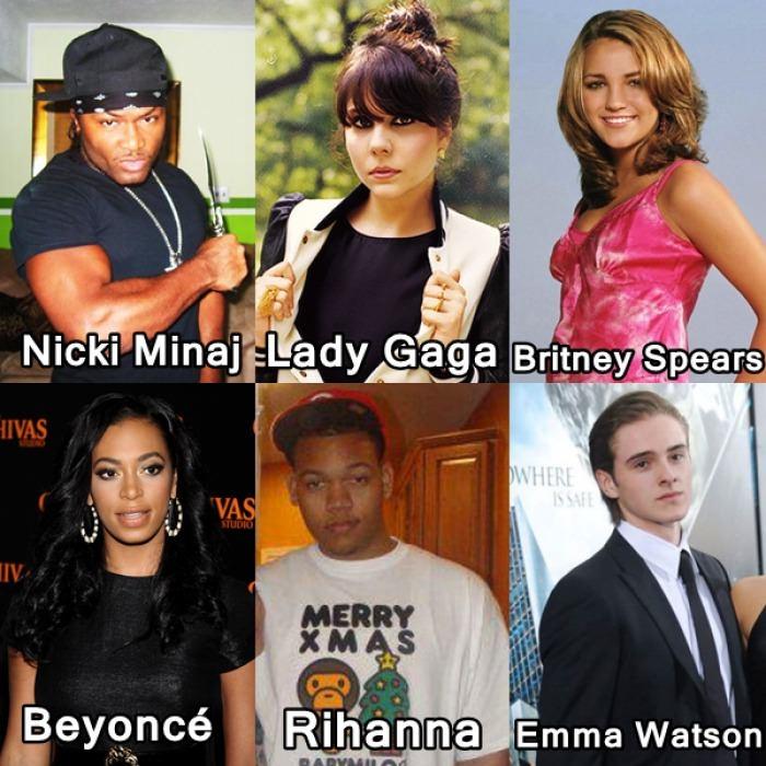 Siblings of celebrities