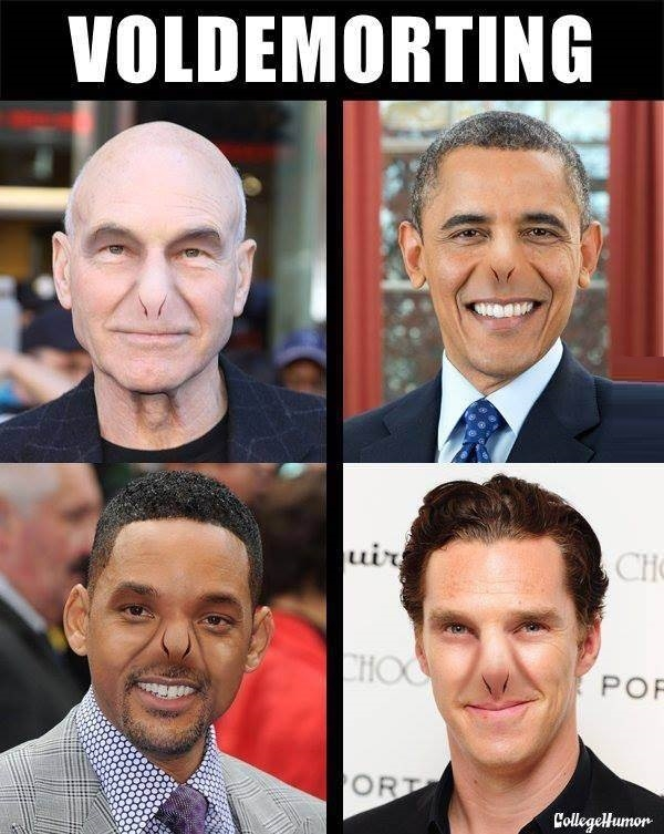 Voldemorting