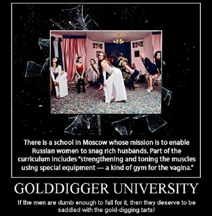 Gold digger uni