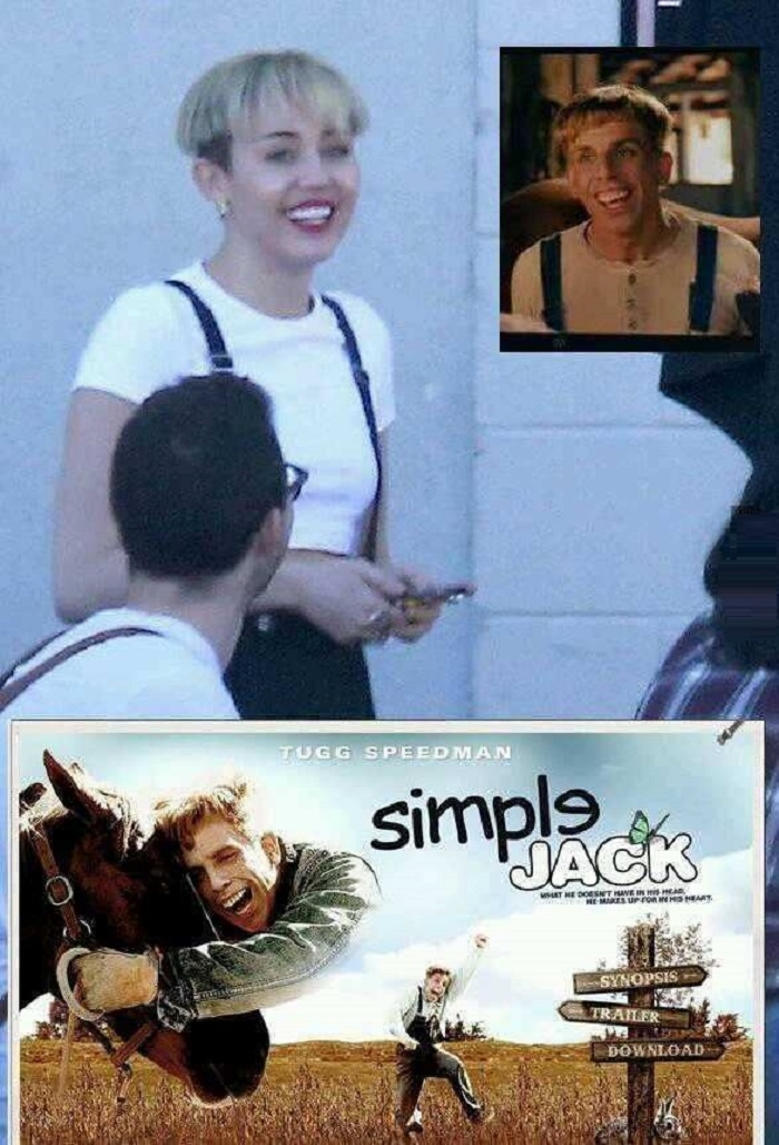 Simple Jack has a sister!