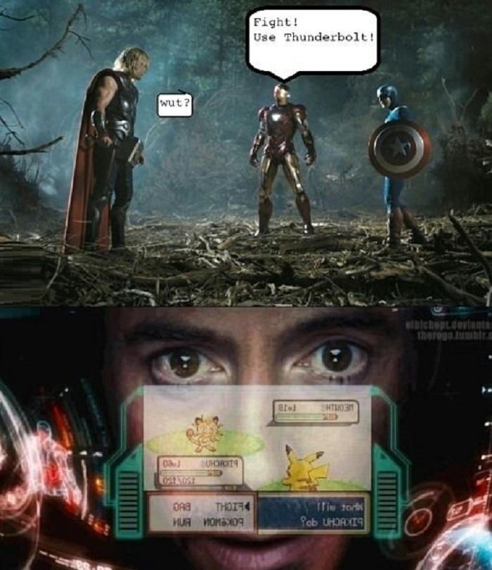 Iron man's suit