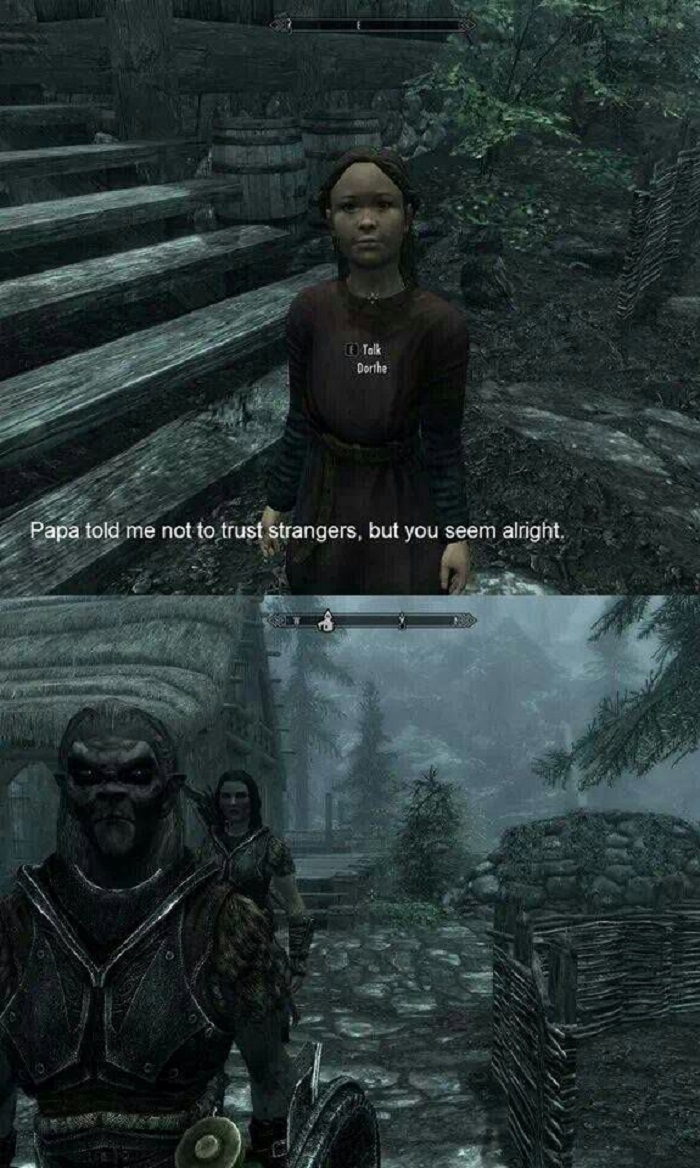 Just Skyrim Things