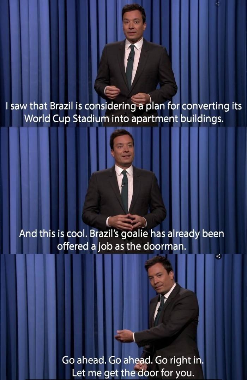 Brazil's plans for stadium