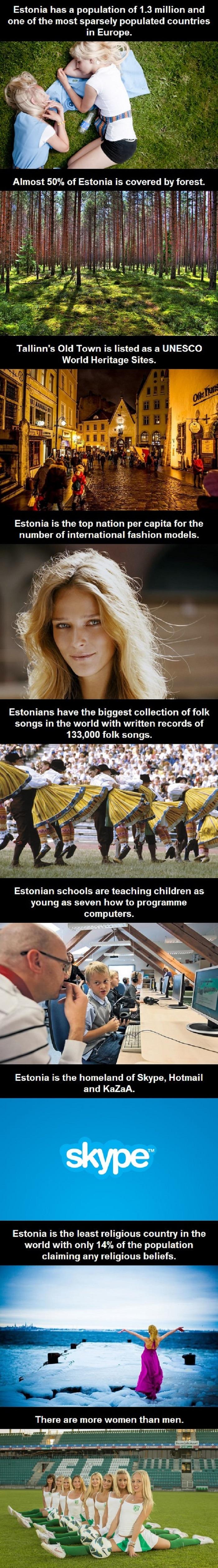 Meet Estonia