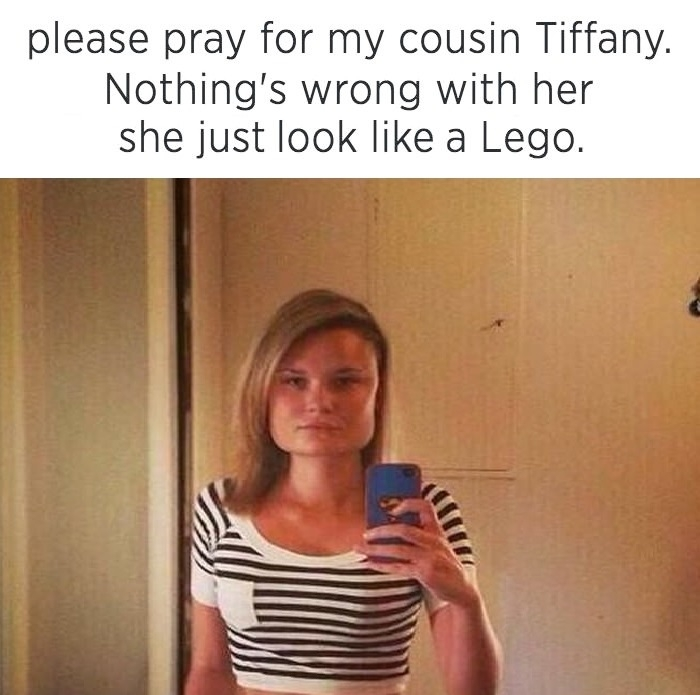 Pray for Tiffany