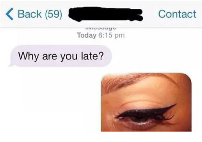 Girls can relate