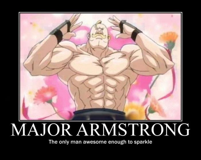 Major Armstrong