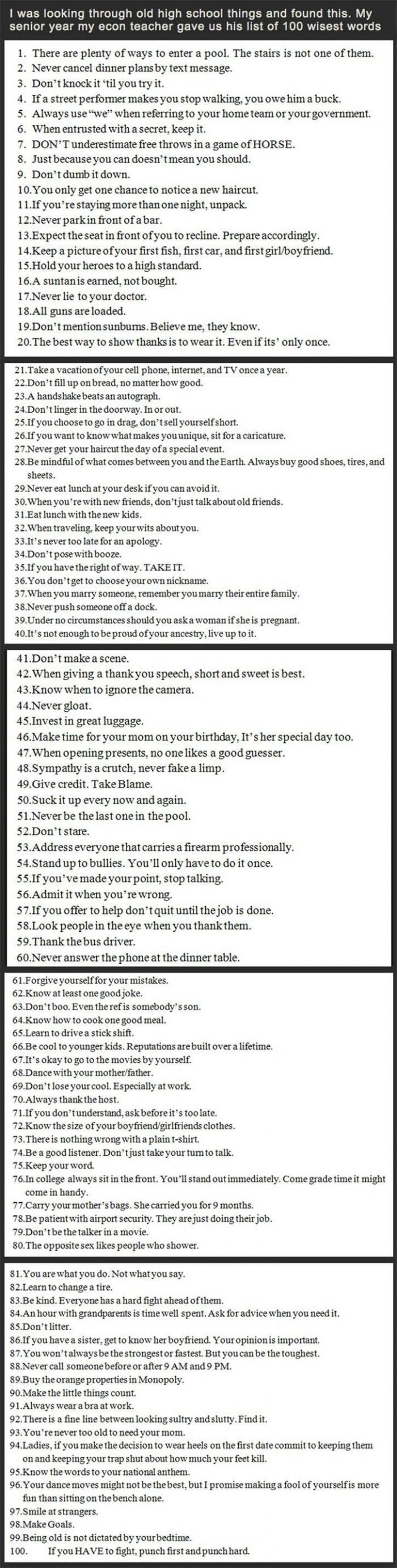 Read it, it will help you!