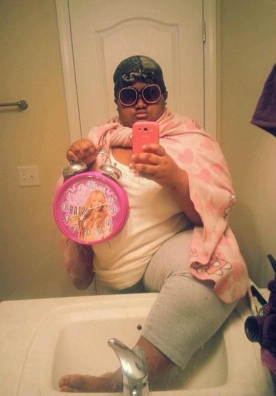 Simply the best selfie