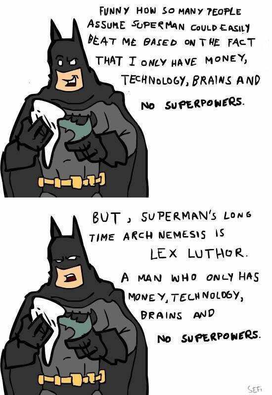 Batman logic