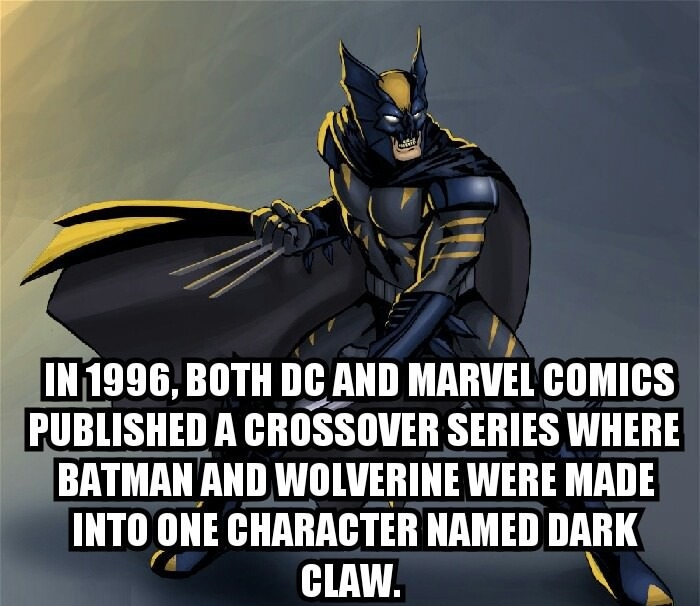 DC & Marvel work