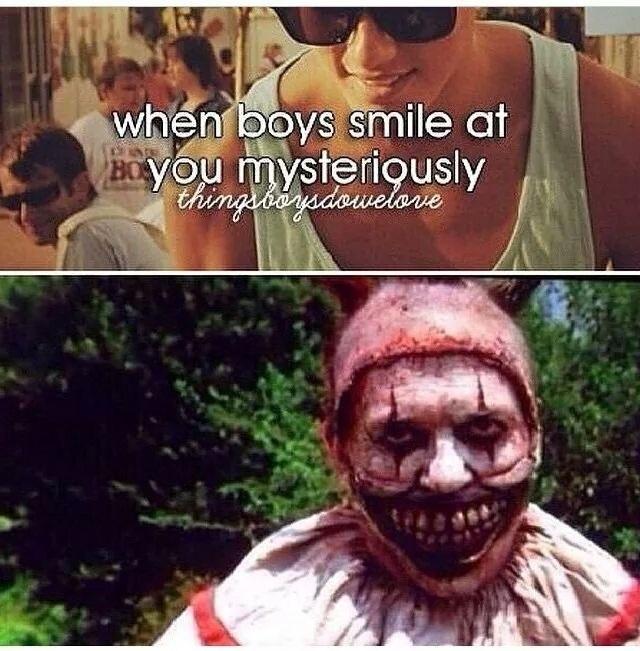 That lovely smile!