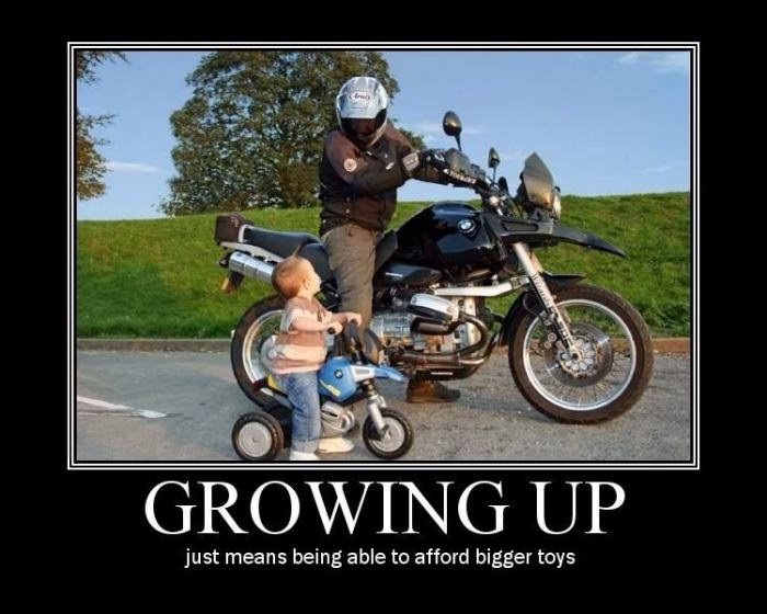 Meaning of growing up